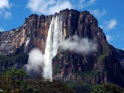 Abseil Angel Falls