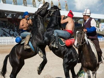 Attend The World Nomad Games