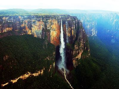 Be In Awe Of Angel Falls