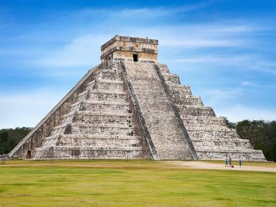 Check Out Chichen Itza