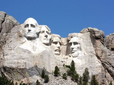 Check Out Mt Rushmore