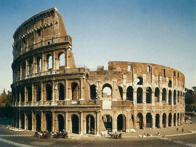 Check Out The Colosseum