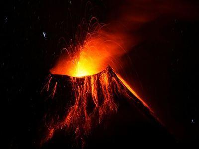 Climb An Active Volcano