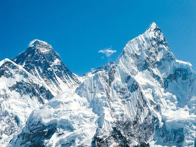 Climb Mt Everest Summit Of Asia