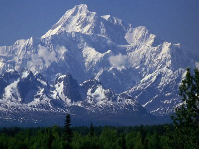 Climb Mt McKinley Summit Of North America