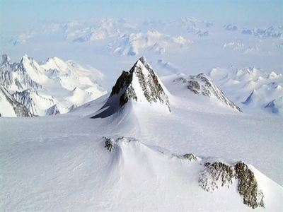 Climb Mt Vinson Summit Of Antarctica