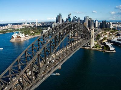 Climb Sydney Harbour Bridge
