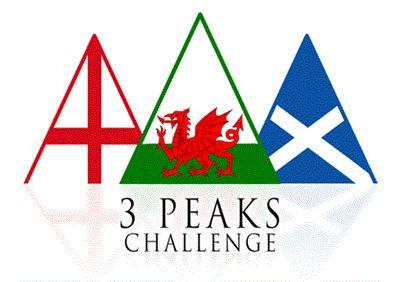 Complete The 3 Peaks Challenge