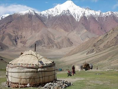 Conquer The Majestic Pamir Mountains