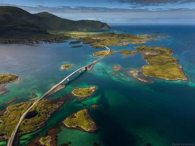Drive The Atlantic Road
