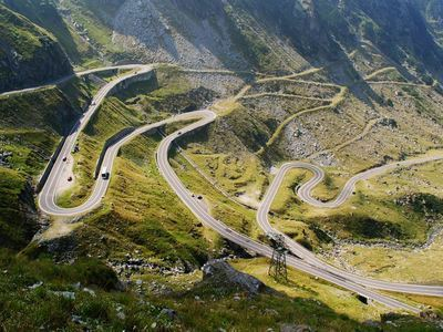 Drive The Transfagarasan Highway