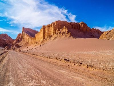 Explore The Atacama Desert