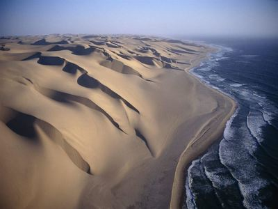 Explore The Skeleton Coast