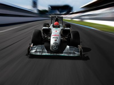 Follow Formula 1Around The World For A Season