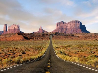 Go On An Epic US Road Trip