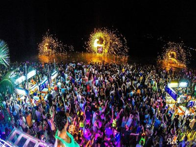 Go To The Full Moon Party