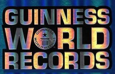 Break A Guinness World Record