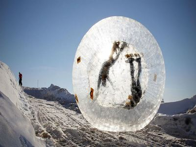 Have A Go At Zorbing