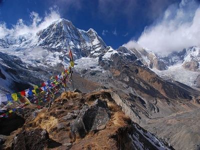Hike The Annapurna Circuit