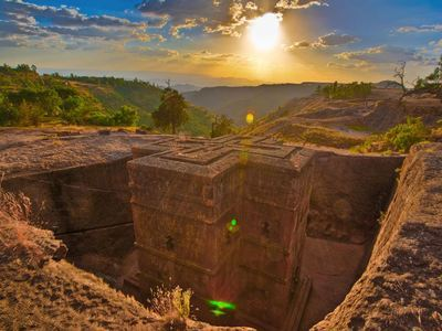 Look Inside Lalibela