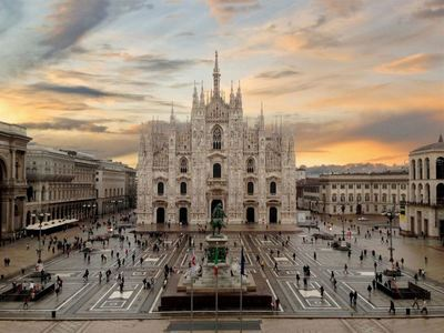 Marvel At The Milan Duomo