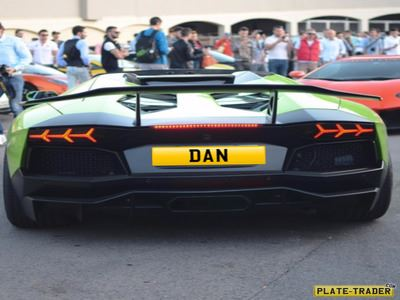 Own A Personal Number Plate