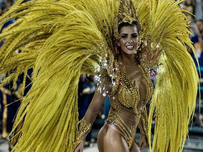 Party At Rio Carnival