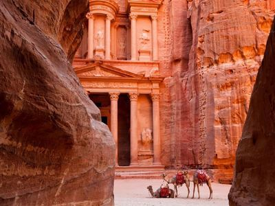 Peek At Petra