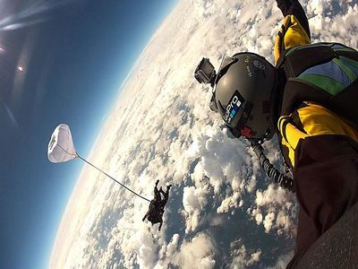 Perform A HALO Skydive