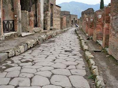 Ponder Pompeii