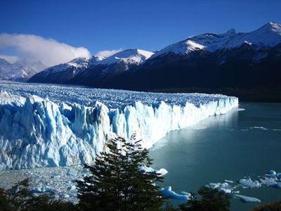 See The Perito Moreno Glacier