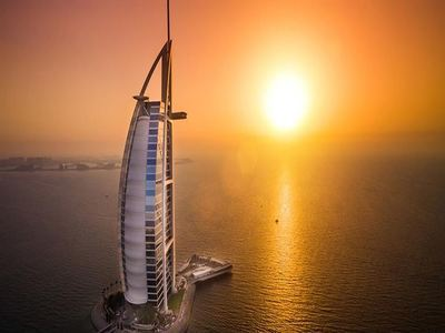 Stay At The Burj Al Arab 7* Hotel