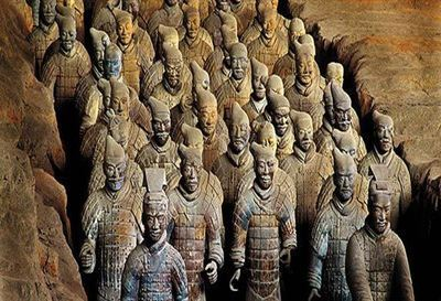 Take On Terracotta Army