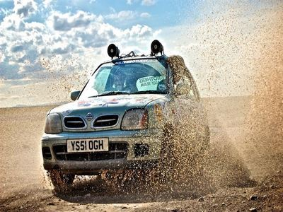 Take On The Mongul Rally