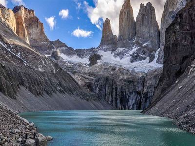Trek To Torres Del Paine
