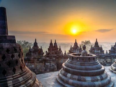 Visit Borobudur