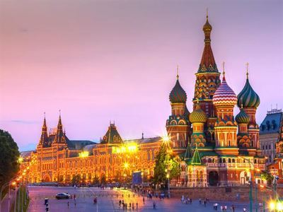 Visit The Red Square