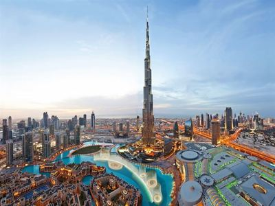 Visit The Top Of The Burj Khalifa