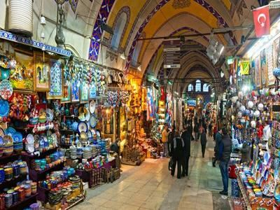 Wander The Alleys Of The Grand Bazaar