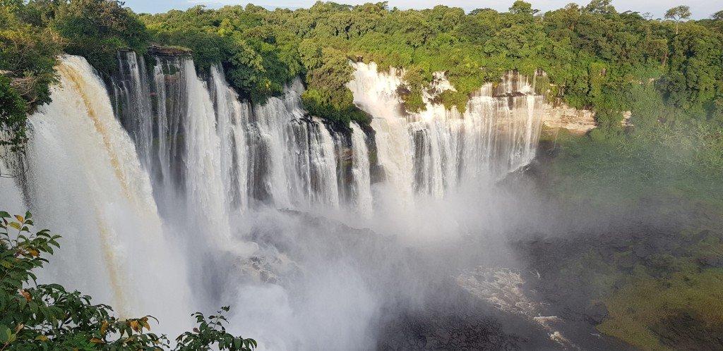 Calandula Falls Angola